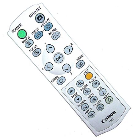 Picture for category REMOTE CONTROLLER PROJECTOR