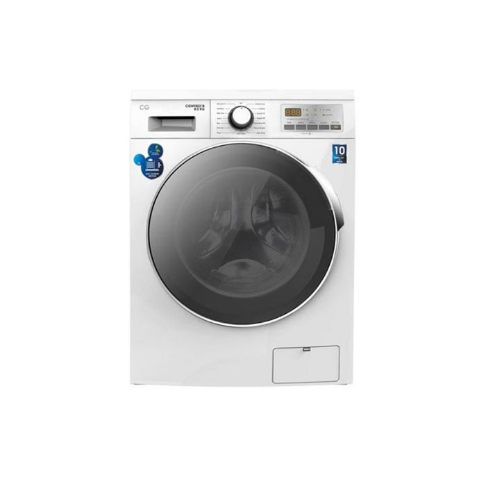 Picture of CG 8.0 KG. FULLY AUTOMATIC FRONT LOADING WASHING MACHINE