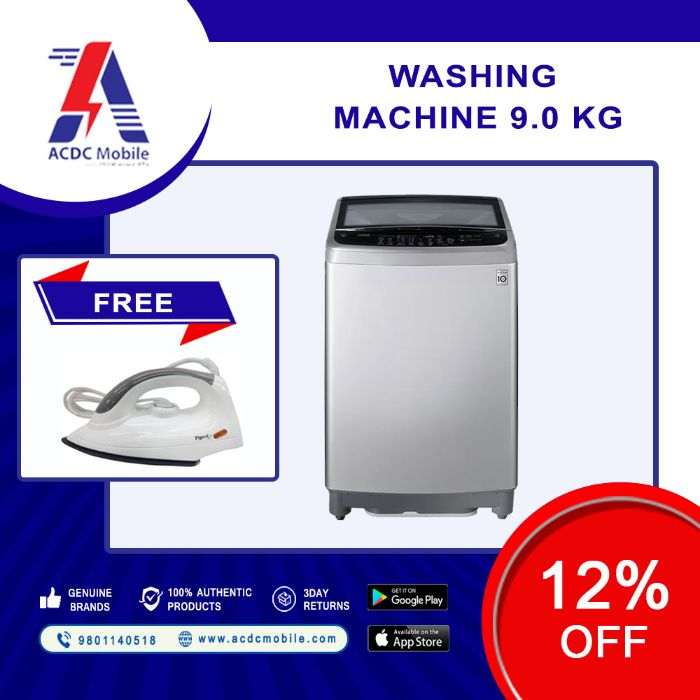Picture of LG T2108VSAB Washing Machine 9.0 KG