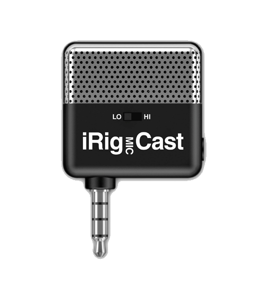 Picture of iK Multimedia iRig Mic Cast
