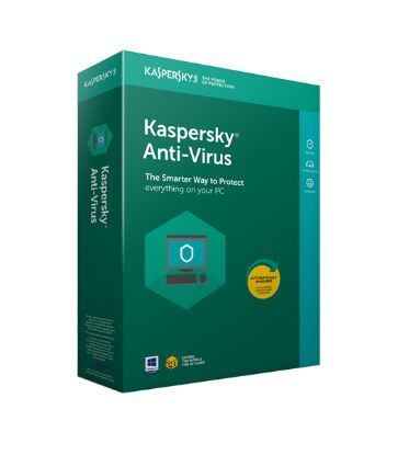 Picture of Kaspersky Anti Virus