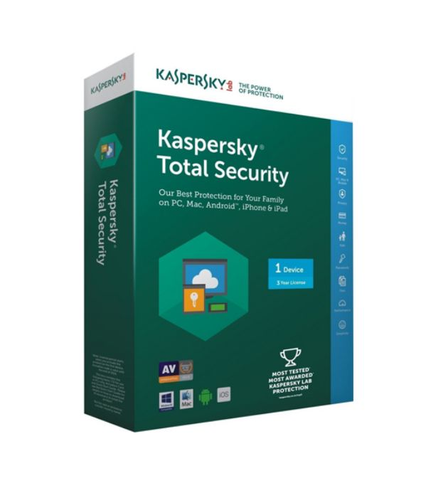 Picture of Kaspersky Total Security